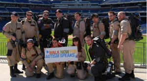 steel city ghostbusters autism speaks