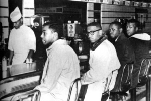 greensboro sit in, black history month